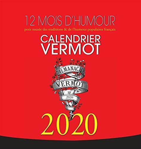 Hachette Pratique Almanach Vermot : 12 mois