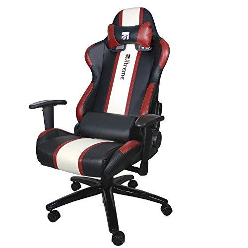Xtreme FX1 Sedia Gaming con Seduta Anatomica, Poltrona Racing 90551 - Not Machine Specific