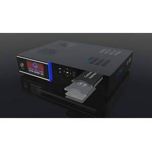 GigaBlue UHD-4K - Ricevitore TV Quad 4K, colore: Nero