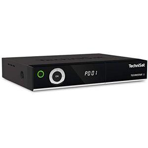 TechniSat Technistar S6 Ethernet (RJ-45), Satellite Full HD Nero set-top box TV