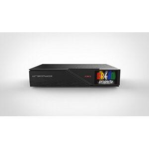DreamBox Ricevitore Satellitare DM900 UHD 4 K Linux E2 Twin HDTV PVR 8GB