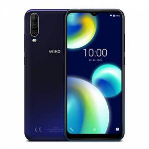 "WIKO View4 Lite 16,6 cm (6.52"") 2 GB 32 GB Doppia SIM 4G Micro-USB Blu Android 10.0 4000 mAh View4 Lite, 16,6 cm (6.52""), 2 GB, 32 GB, 13 MP, Android 10.0, Blu"