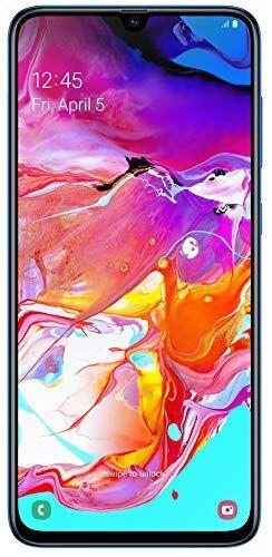 samsung galaxy a70 - smartphone 4g (6,7'' - 128go - 6 go ram) - blue - other version