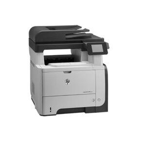 HP Laserjet Pro M521dn MFP, Stampante Laser Multifunzione a Colori, Scanner, Fotocopiatrice, Fax, Stampa e Scanzione Fronte/Retro, ADF, Velocit 40 ppm, Display Touch Screen, USB, Ethernet, Grigio