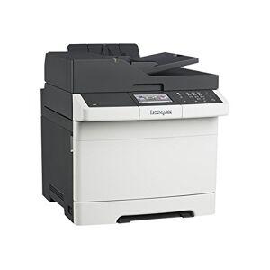 Lexmark CX417de 1200 x 1200DPI Laser A4 30ppm - multifunctionals (Laser, Colour printing, 1200 x 1200 DPI, 250 sheets, A4, Black, White)