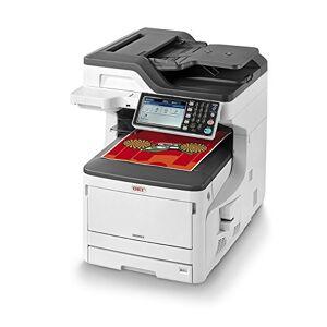 Oki MC853dn Stampante Multifunzione 4 in 1, a colori, A3, fronte/retro, 23 pagine al minuto, con software gestione documentale