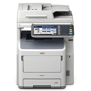 Oki MB760DNFAX Multifunzione Laser Bianco e Nero, Funzione Stampa/Copia, Sistema di Stampa Laser/LED Digitale
