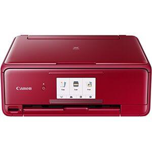 Canon TS8152 PIXMA Stampante a getto d'inchiostro 3IN1 2230C046 rosso A4/WLAN/Colore/Bluetooth