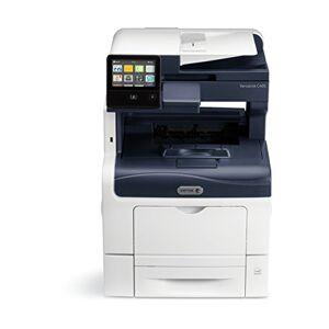 Xerox Veralink C405DN Multifuzione laser a colori a A435/35pagine/min (copia, stampa, scansione, fax e DADF). Di rete e fronte retro