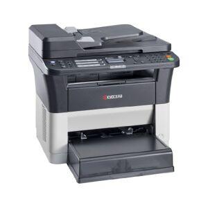 Kyocera Ecosys FS-1325MFP Stampante Laser Multifunzione Bianco e Nero: Stampa, Copia, Scansione, Fax. 25 pagine al minuto