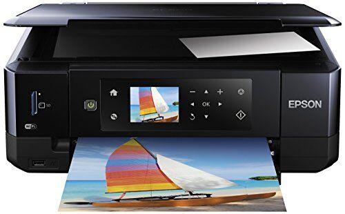 Epson Stampante Multifunzione Wi-Fi A Colori Epson InkJet Expression Premium XP-630 A4 Wifi, Stampa Da Smartphone & Tablet