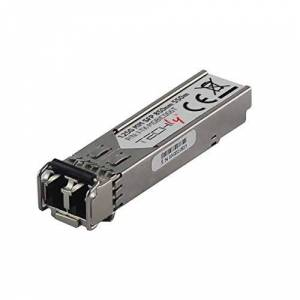 TLY TECHLY Techly Professional 109733 Transceiver 1.25Gbps Fibra Ottica 850nm LC Grigio Silver