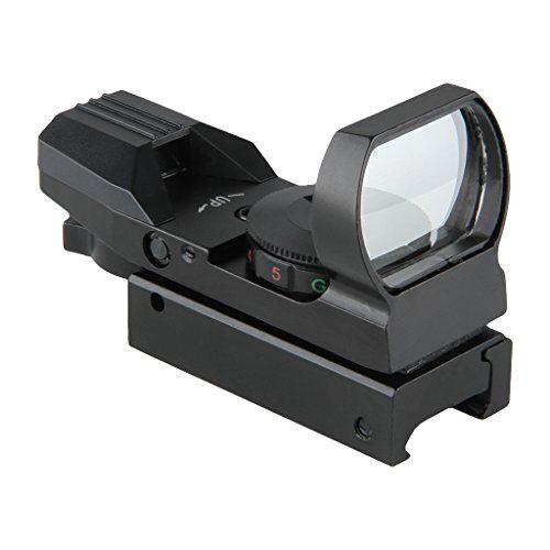 Excelvan Rosso & Verde Illuminato del Puntino di Portata di Vista del Laser