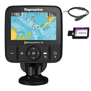 """Raymarine E70295-CEUR Dragonfly-5M GPS plotter con scheda CMAP European Essentials 12,7 cm (5"""")"""