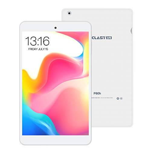 teclast tablet pc p80h da 8 pollici (android 7.0, quad core 1.3ghz, rom da 8 gb + 1 gb di ram)
