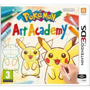 Nintendo Pokémon Art Academy (Nintendo 3DS) - [Edizione: Regno Unito]