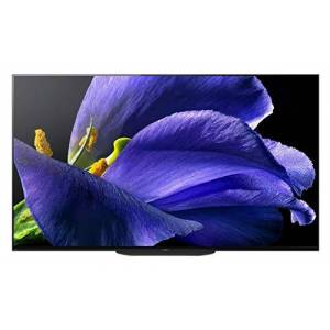 Sony KD-55AG9, Android TV OLED da 55 pollici, Smart TV 4k HDR Ultra HD con controllo vocale Hands-free