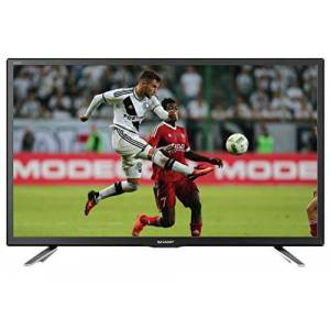 "Sharp LCD SHARP 24"" HD STV NETFLIX"