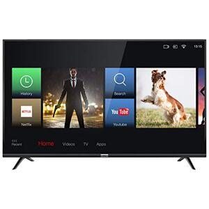 "TCL 43DP600 Televisore 109,2 cm (43"") 4K Ultra HD Smart TV Wi-Fi Nero"