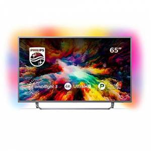 Philips 65PUS7303/12 Android Tv Led Uhd 4K, 65
