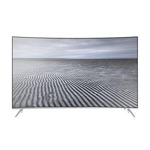 "Samsung TV 55"" SUHD 4K Curvo Serie 7 KS7500 55"" 4K Ultra HD Smart TV Wi-Fi Black,Silver LED TV - LED , 4K Ultra HD,"