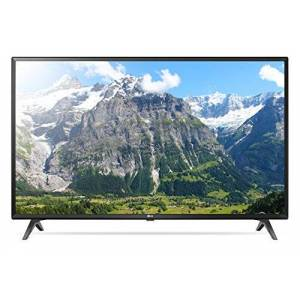 "LG 43UK6300 televisore 109,2 cm (43"") 4K Ultra HD Smart TV Wi-Fi Nero, Grigio"