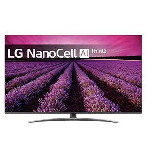 LG 49SM8200PLA Nanocell AI Smart TV, 49 inch, 4K Active HDR, DTS Virtual:X, Google Assistant e Alexa integrati