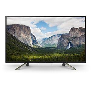 "Sony KDL-50WF665 127 cm (50"") Full HD Smart TV Wi-Fi Nero, Argento"