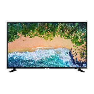 """Samsung UE55NU7091UXZT 4 K UHD Smart TV 55"""", Serie7 NU7091 [Classe di Efficienza Energetica A], Nero, Senza installazione"""