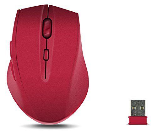 SPEEDLINK CALADO SILENT mouse RF Wireless Ottico 1600 DPI Mano destra