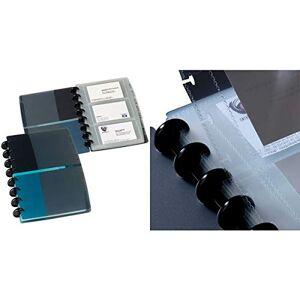ELBA PROLINE vario-zipp - Porta biglietti da visita, confezione da 10