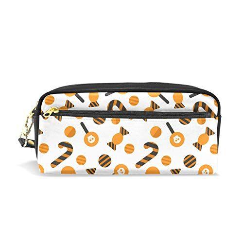 bonipe halloween caramelle stampella modello matita della penna scatola borsa della cancelleria scuola forniture da viaggio cosmetici