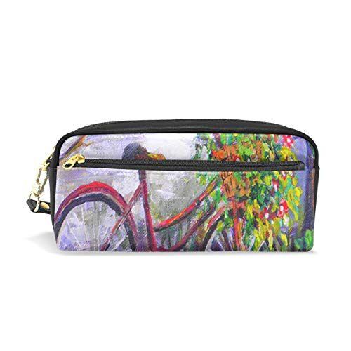 xianghefu astuccio portamatite grande capacit portabici da giardino con fiori floreale penna estiva cartoleria borsa con cerniera