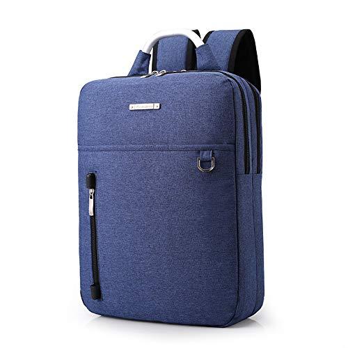 HXG Zaino per Notebook da 14 Pollici Impermeabile Borsa da Viaggio Moda Casual Business Uomini e Donne Leggeri Zaino Grande capacit Panno di Oxford