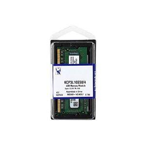 Kingston 4Gb 1600Mhz Ddr3L 1.35V Non-Ecc Cl11 Sod