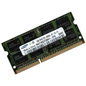 Samsung - RAM 4 GB, 204 pin, DDR3-1066, PC3-8500, SO-DIMM