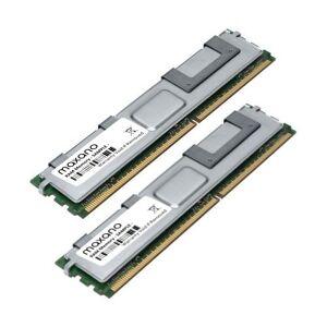 Maxano 8GB Dual Channel kit (2X 4GB) per HP COMPAQ Proliant DL360G5DDR2667MHz PC25300fully-buffered RAM da GB