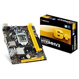 Biostar H110MHV3 Intel H110 LGA 1151 (Socket H4) Micro ATX scheda madre