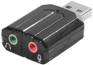Dacomex mini scheda audio USB 2.0