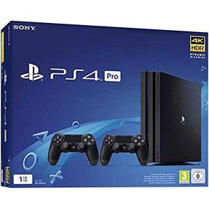 Sony PS4 Pro 1TB Gamma + 2 DS4 V2