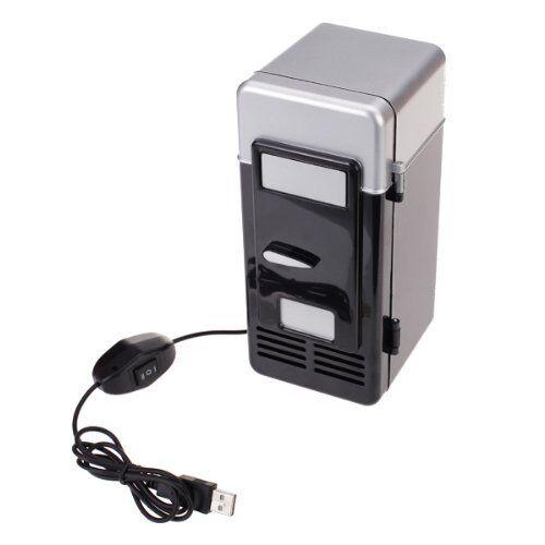 sodial(r) sodial (r) pc usb mini frigorifero frigo bevanda dispositivo di raffreddamento scaldamento