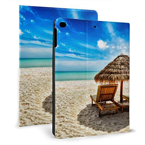 generies copertura ipad per le ragazze tenda da spiaggia preferita per le vacanze nuova copertura ipad per ipad mini 4 / mini 5/2018 6th / 2017 5th / air/air 2 con custodia magnetica universale ipad per sve