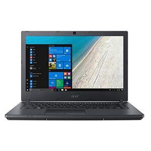 "Acer TravelMate P2 TMP2510-M-33K8 Notebook con Processore Intel Core i3-7100U, RAM da 4 GB DDR4, 500 GB HDD, Display da 15.6"" HD LED LCD, Scheda Grafica Intel HD 620, Windows Professional, Nero"