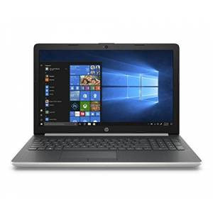 "HP 15-db0035nl Notebook PC, AMD Ryzen 5 2500U, 8 GB di RAM, SSD da 256 GB, Display WLED 15,6"" FHD antiriflesso, Argento Naturale"