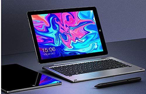BNN 2020 NUOVO CHUWI Hi10 X 10,1 pollici Schermo FHD Intel N4100 Quad Core 6 GB RAM 128 GB ROM Windows Tablet Dual Band 2.4G / 5G Wifi BT5.0 (include tastiera)