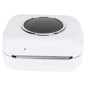 DAUERHAFT Mini stampante HD multifunzione per la stampa di striscioni(white)