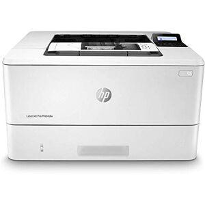 HP LaserJet Pro MFP M404dw Stampante Laser Monocromatica, Wireless, Capacit Vassoi Carta 350, Velocit 38 ppm, Stampa Fronte/Retro Automatica, Display LCD 2 Righe, USB, Bianco
