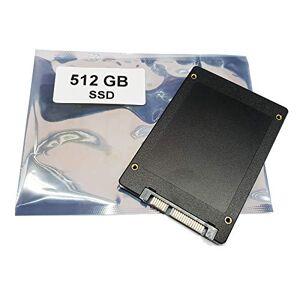 """dekoelektropunktde Compatibile con Asus F200CA-CT145H VivoBook F200CA-CT146H   512GB SSD disco rigido 2,5"""" SATA3 per"""