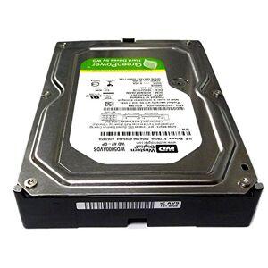 """Western Digital Occidentale AV-GP Digitale HDD Interno da 3,5"""" da 500 GB, SATA, Buffer 32 MB, Nero"""