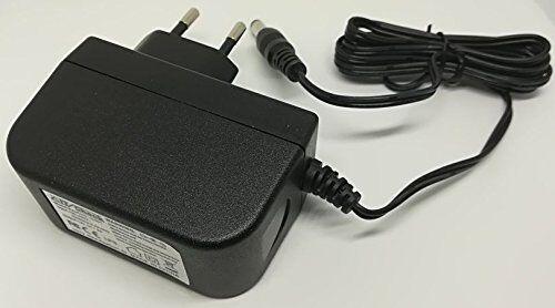 kescom alimentatore/caricabatteria da 12v/spina alimentazione adatto per verbatim 47510hard disk esterno